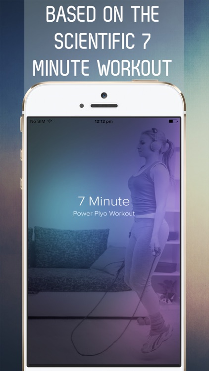 7 Minute Power Plyo Workout for Plyometric Agility and Cardio Endurance