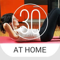 30 Day Beginner Home Workout Challenge to Lose Weight in a Month