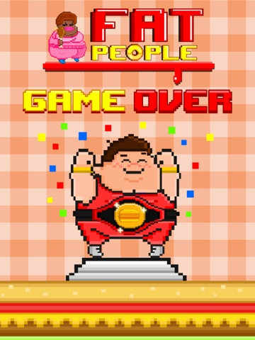 Fat People FREE GAME - Quick Old-School Retro Pixel Art Games | App ...