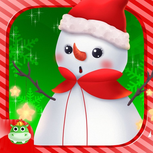 Christmas Salon -dress up & care games &Free Games for Kids