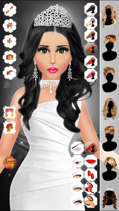 Barbie Wedding Makeup... screenshot1
