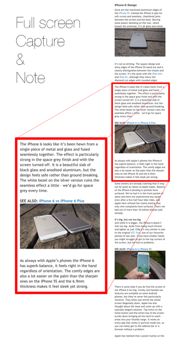 aNote - Screenshot note-1