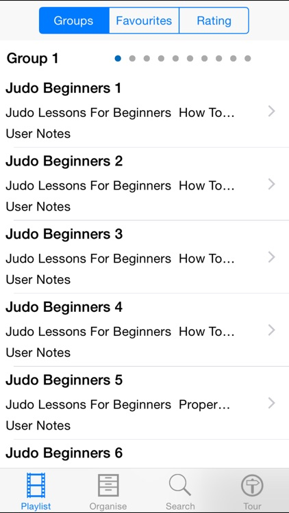 Judo For Beginners screenshot-1