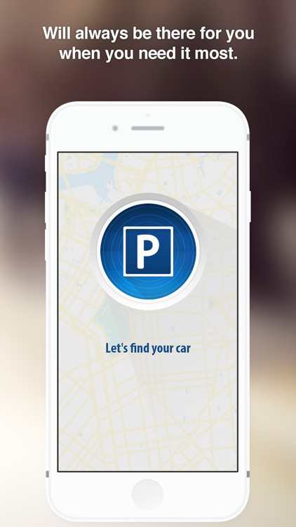 Find my car - Never Forget Where You Parked screenshot-4