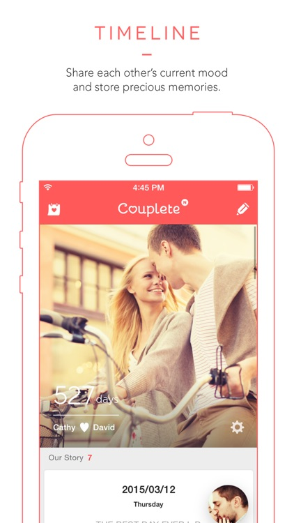 Couplete - The App For Couples