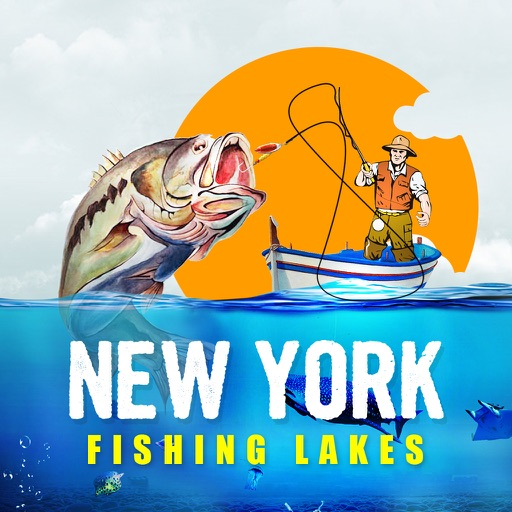 New York Fishing Lakes