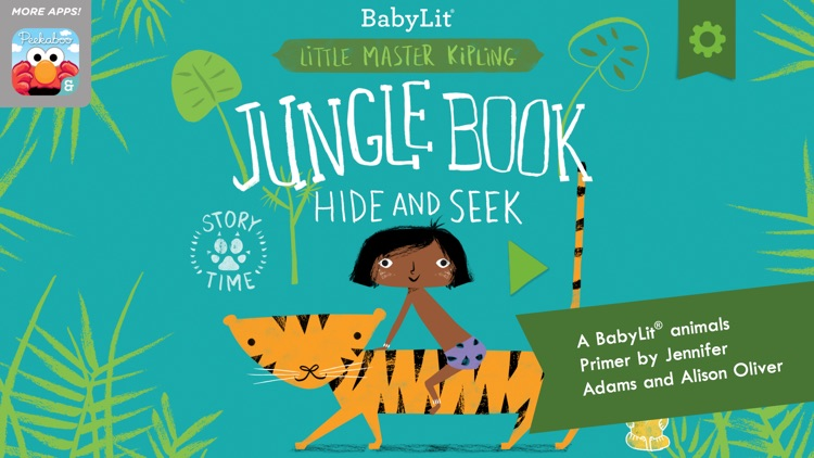 BabyLit Jungle Book Hide & Seek screenshot-0