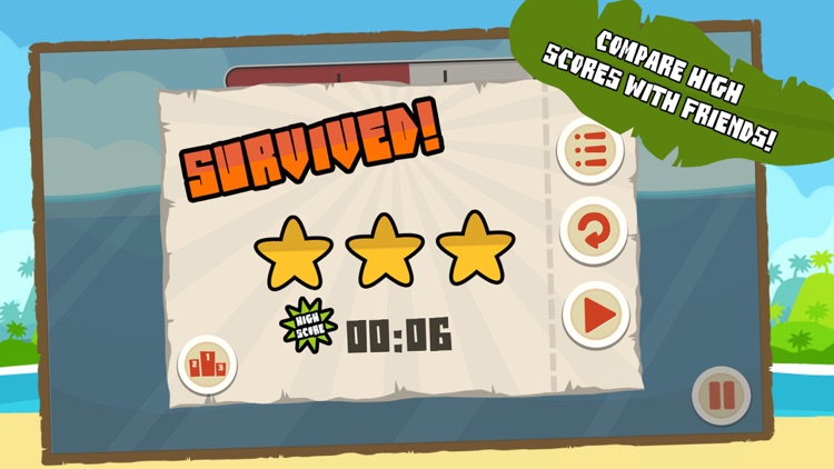 Island Escape - Stupid and Tricky Ways to Die Test screenshot-4