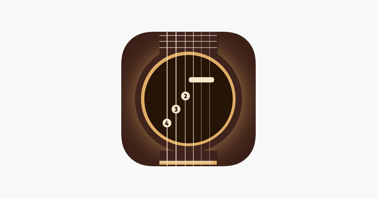 The Chord App : Gitarren Akkord Diagramm für Profis und Anfänger im ...