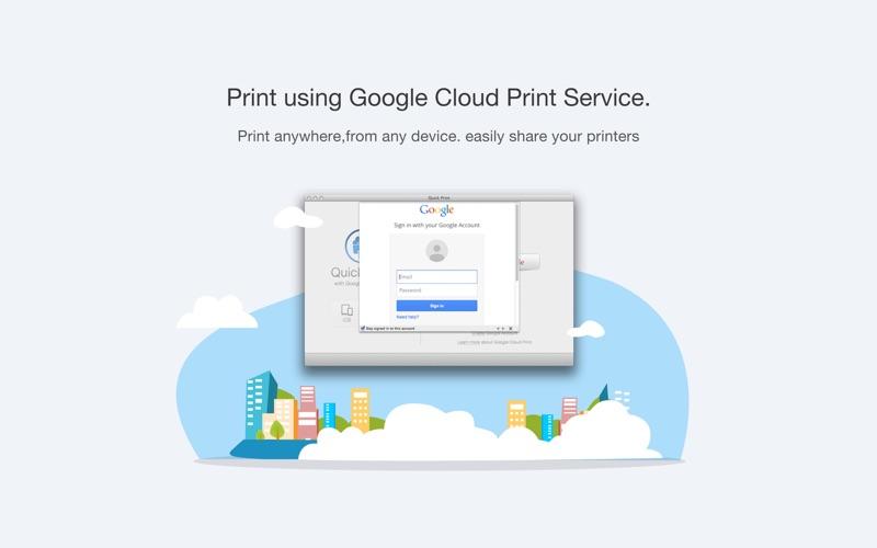 Quick Print Cloud