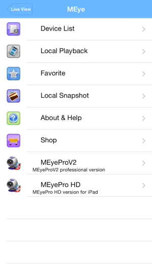 MEye on the App Store