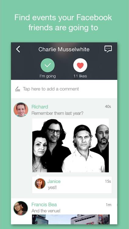 Kiwi Calendar - Social Calendar App screenshot-3