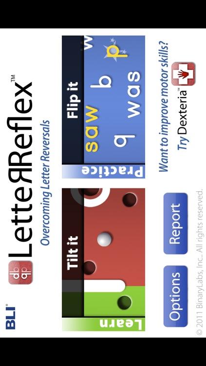 LetterReflex - Overcoming Letter Reversals & Backwards Writing in Early Childhood Development & Dyslexic Children