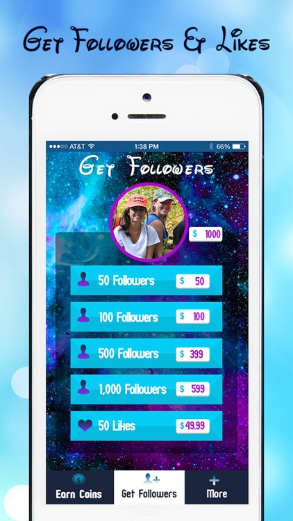 Dope Follow - Get More Followers for Instagram! by Appchute Inc