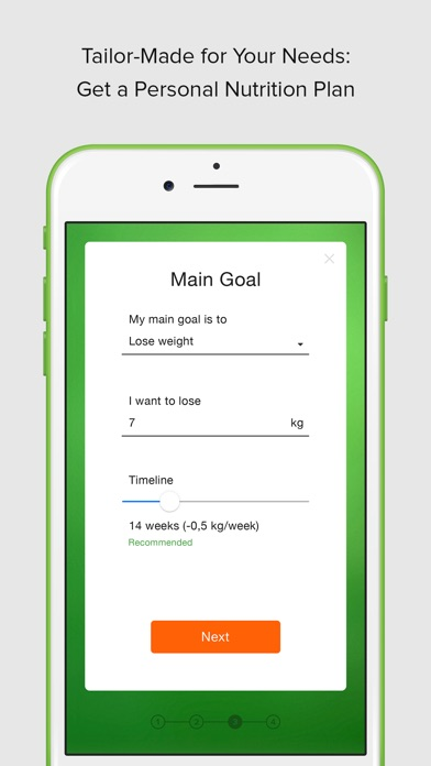 Calorie Carb Fat Counter By Virtuagym Fnd