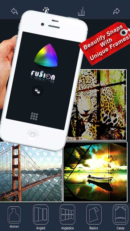 Fusion Photo Blend - Double Exposure image blender used to blend & Superimpose screenshot-3