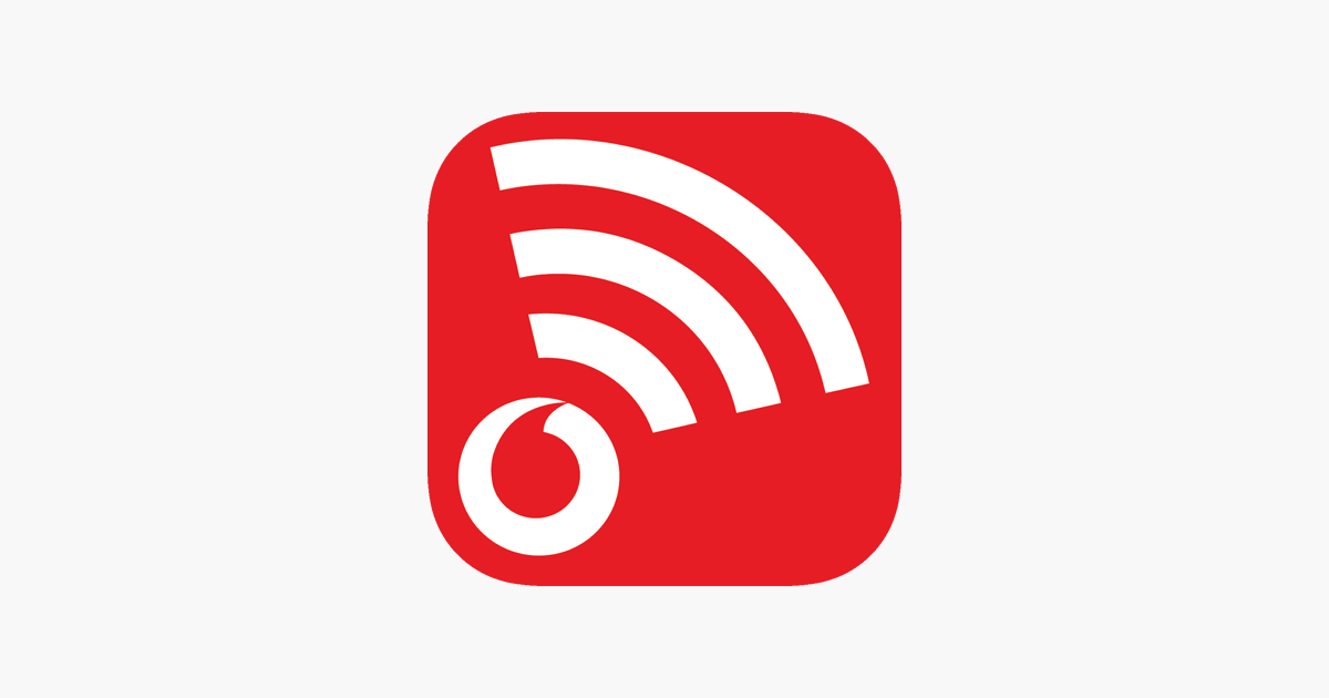 Vodafone WiFi Connect on the App Store
