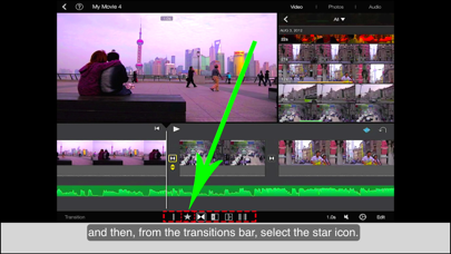 Prep For Imovie For Ios review screenshots