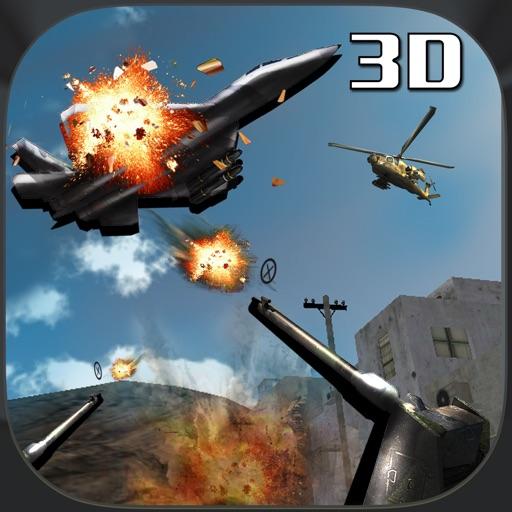 Anti Aircraft Gun Strike 3D by OZITECH - GAMES
