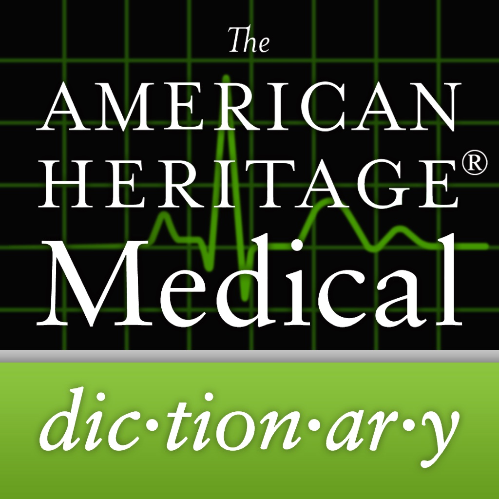 American Heritage® Medical Dictionary icon