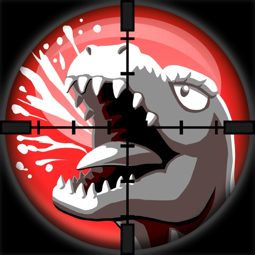 Action Dino Gun Run: Jurassic Shooting Dinosaurs
