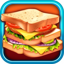 Lunch Food Maker Salon - fun food making & cooking games for kids!