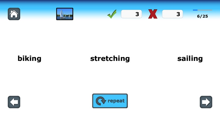Comprehension Therapy – listening and reading for speech therapy screenshot-3