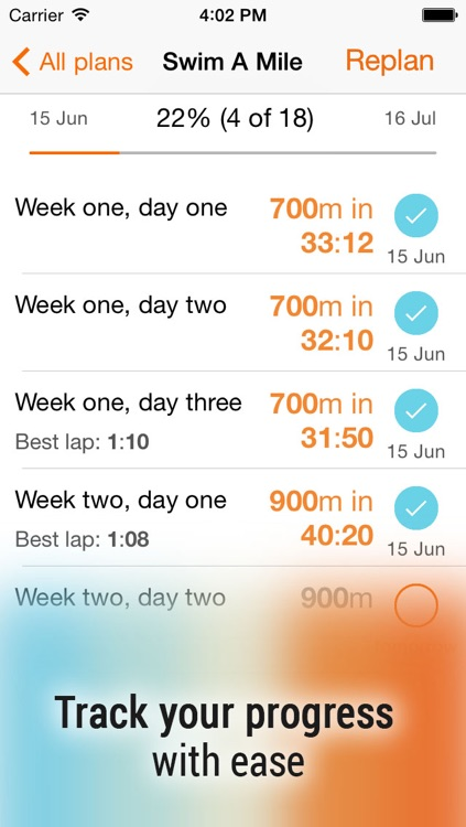 Swim! Bike! Run! : workout plans for swimming, cycling and running