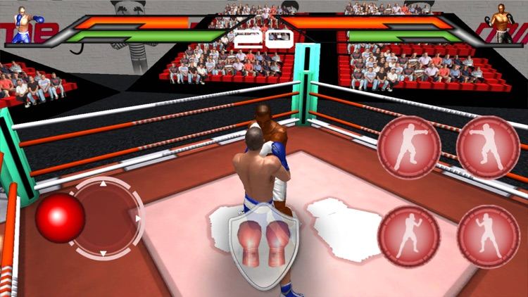 Boxing 3D Fight Game screenshot-3