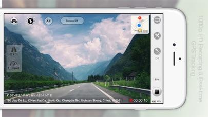 Автомобильный видеорегистраторСкриншоты 1