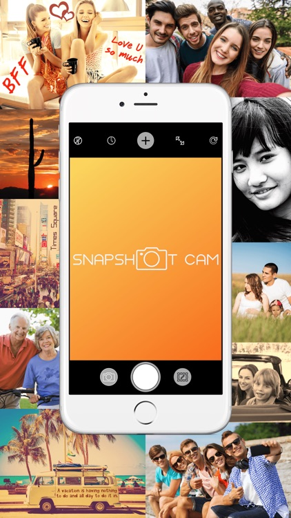 Snapshot Cam - Draw on Pictures & Add Text to Photos