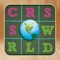 CrossWorld is a unique, educational crossword puzzle game for kids, and anyone looking to learn english vocabulary