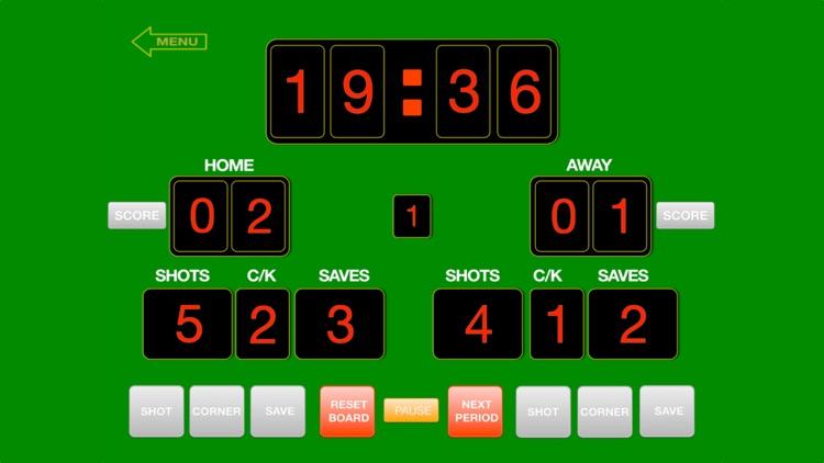 ScoreKeeper Scoreboard - iPhone screenshot-3