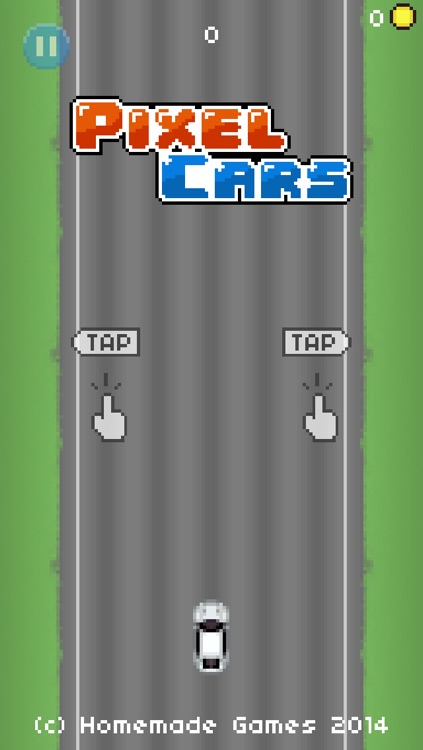 Pixel Cars : Retro Racing screenshot-0