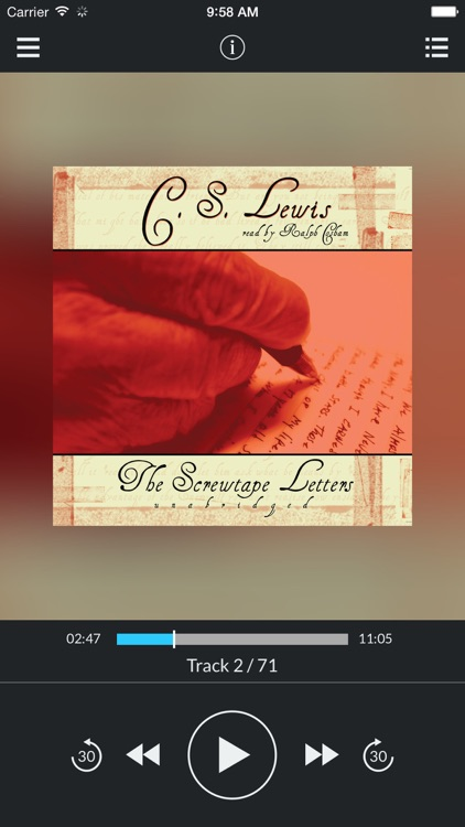 The Screwtape Letters (by C. S. Lewis) (UNABRIDGED AUDIOBOOK)