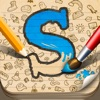Sketch W Friends - Multiplayer Drawing and Guessing Games for iPad