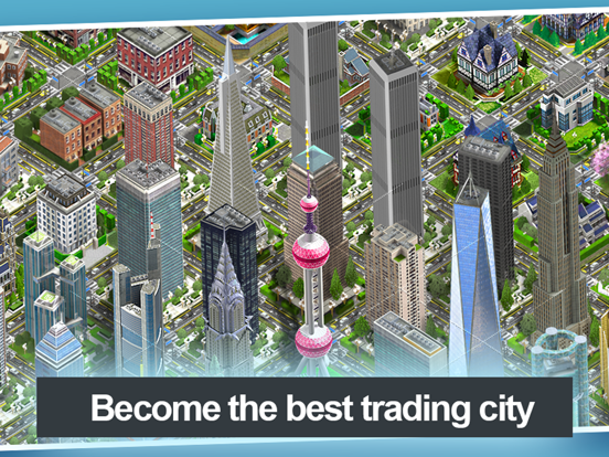 Trade City Free screenshot 10