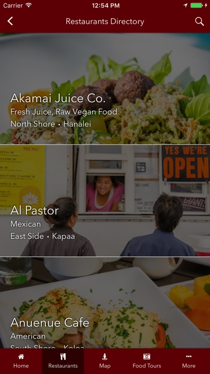 Tasting Kauai Restaurant Guide screenshot-1