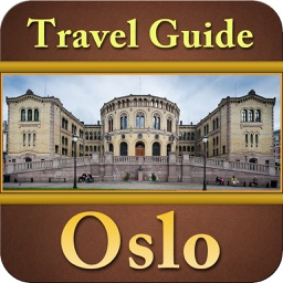 Oslo Offline Map City Guide