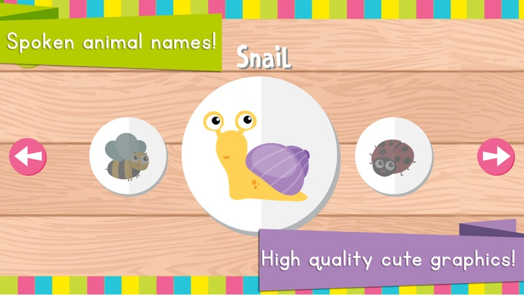 Animals Puzzle for Kids and Toddlers
