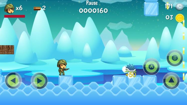 Tiny Metal Soldiers - Fun Shooting Adventure screenshot-3
