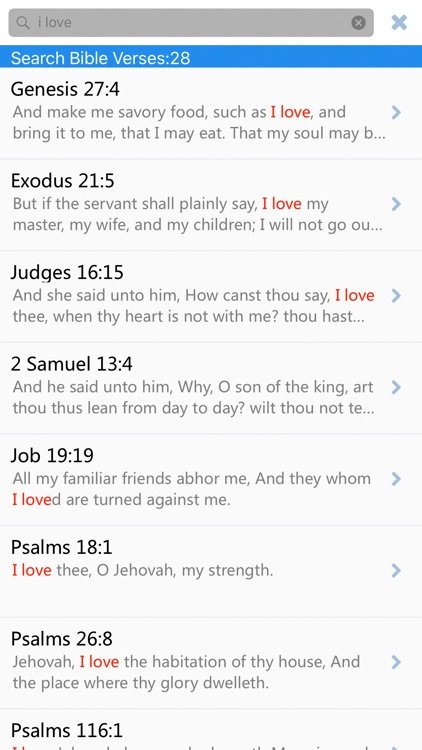 Bible : Holy Bible ASV - Bible Study on the go screenshot-3