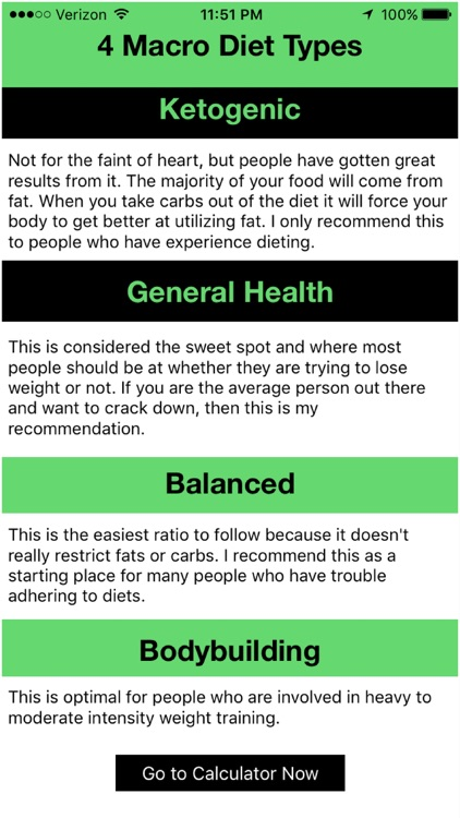 MacroBoxes: Personalized Dieting screenshot-2