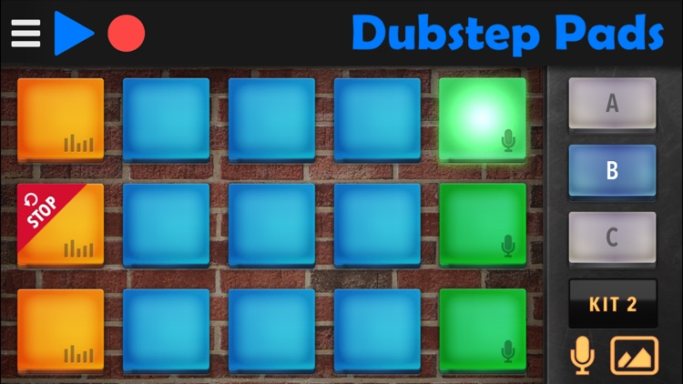 Dubstep Pads - Drum pads