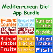 Mediterranean Diet App Bundle