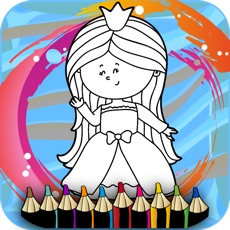 Activities of Fairy Princess coloring book : Best 30 Pages