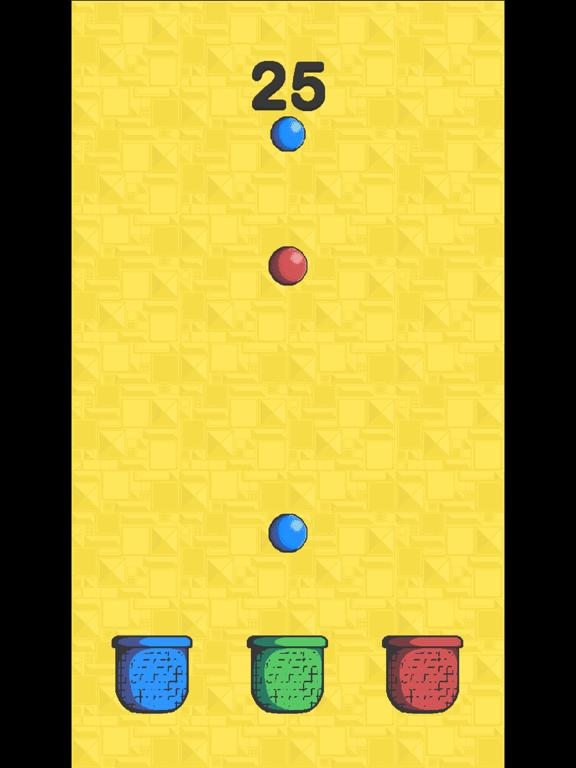 Catch a Color Deluxe Ball Drop screenshot 6