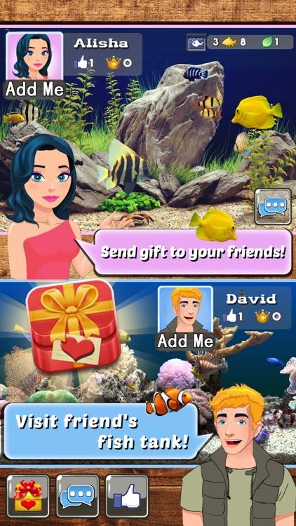 Aquarium : Fish Family Games screenshot-0