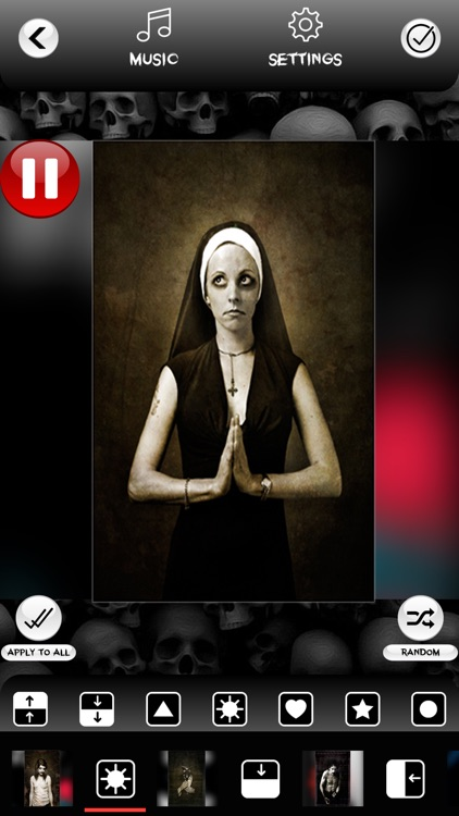 Scary Video Make.r – Photo SlideShow with Music