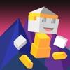 Geometry Hero Run - Free Chameleon Dash Games 2